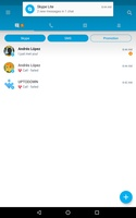 Skype Lite screenshot 6