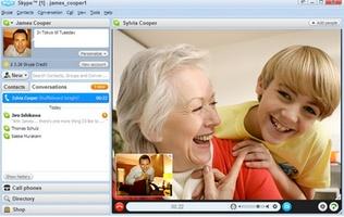 Skype Portable screenshot 2