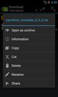 ZArchiver screenshot 4