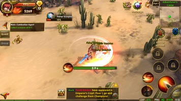 Rise of Ragnarok - Asunder screenshot 6
