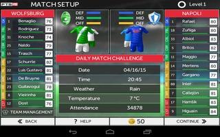 First Touch Soccer 2015 screenshot 7
