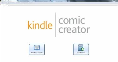 Kindle Comic Creator screenshot 2