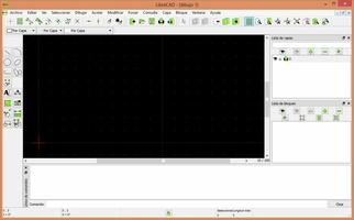 LibreCAD screenshot 4