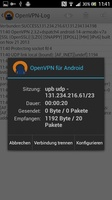 OpenVPN for Android screenshot 13