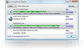 DownloadStudio screenshot 3