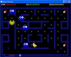 Deluxe Pacman screenshot 4