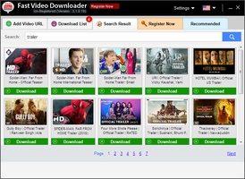 Fast Video Downloader screenshot 15