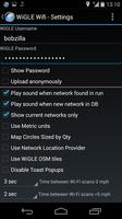 WiGLE WiFi Wardriving screenshot 5