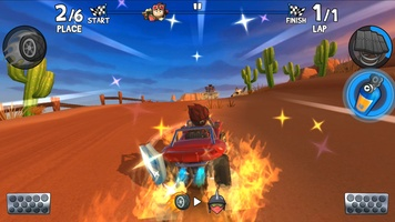 Beach Buggy Racing 2 screenshot 8