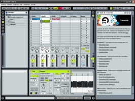 Ableton Live screenshot 6