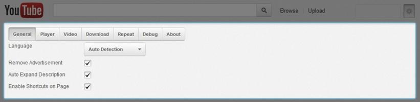 YouTube Center screenshot 2
