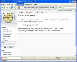 MediaWiki screenshot 2