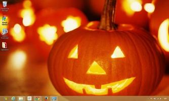 Trick or Treat Windows Theme screenshot 4