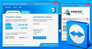 TeamViewer screenshot 6