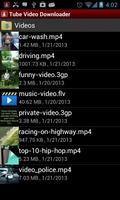 Tube Video Downloader screenshot 3