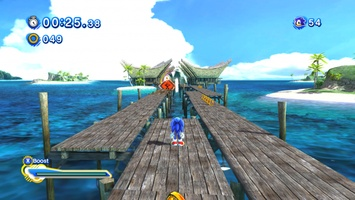 Sonic Generations Unleashed Project screenshot 3