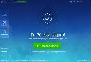 Baidu Antivirus screenshot 2