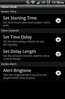 Simple Chess Clock screenshot 3