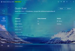 Baidu Antivirus screenshot 6