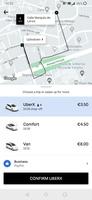 Uber screenshot 3
