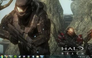 Halo: Reach Windows 7 Theme screenshot 8