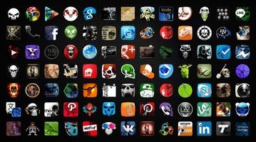 Skull Theme screenshot 5