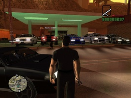 San Andreas Multiplayer screenshot 3