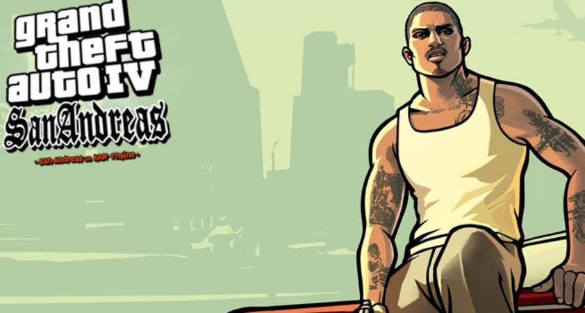 Download GTA IV: San Andreas