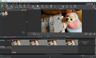 VideoPad Video Editor and Movie Maker Free screenshot 4