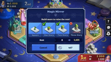 Disney Magical Dice : The Enchanted Board Game screenshot 3