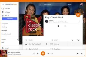 Google Play Music Desktop screenshot 4