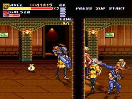 Streets of Rage Remake screenshot 3