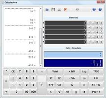 Calculadora screenshot 2