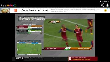 TV Mexico screenshot 5