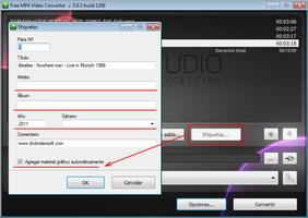 Free MP4 Video Converter screenshot 3