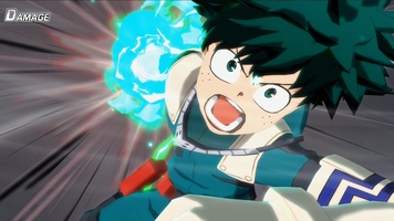 My Hero Academia: The Strongest Hero screenshot 2