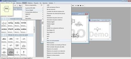 FluidSIM screenshot 3