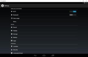 LeapDroid screenshot 4