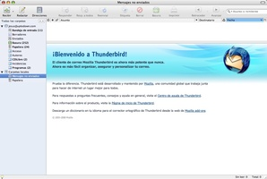 Thunderbird screenshot 3