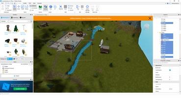Roblox Studio screenshot 3