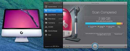 CleanMyMac screenshot 6