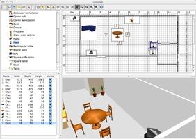 Sweet Home 3D screenshot 2