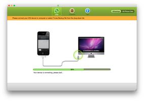 WhatsApp Recovery screenshot 2