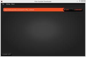 FLVTO Youtube Downloader for Windows screenshot 2