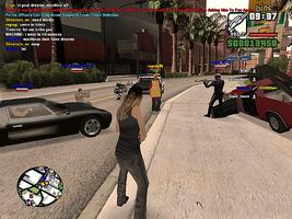San Andreas Multiplayer screenshot 2