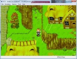 VBA-M screenshot 2