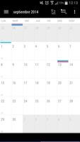Business Calendar 2 screenshot 2