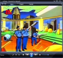 HUplayer screenshot 4