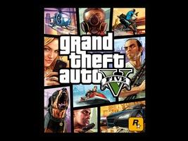 Grand Theft Auto V Wallpaper screenshot 5