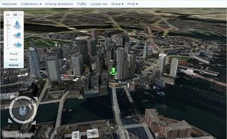 Microsoft Virtual Earth 3D screenshot 4